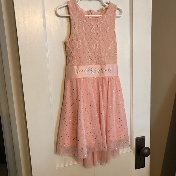 btween Other - Pink Girly Easter Dress
